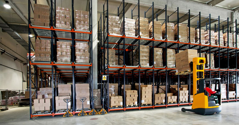 warehouse transactions